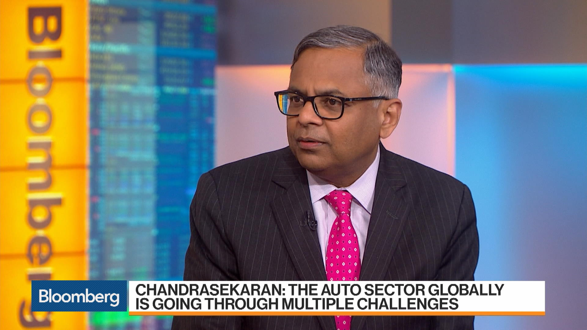 Tata Seeking Partnerships Like Deal With BMW: Natarajan Chandrasekaran