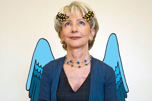 A Lazard Banker Is the Greeks' Financial Goddess