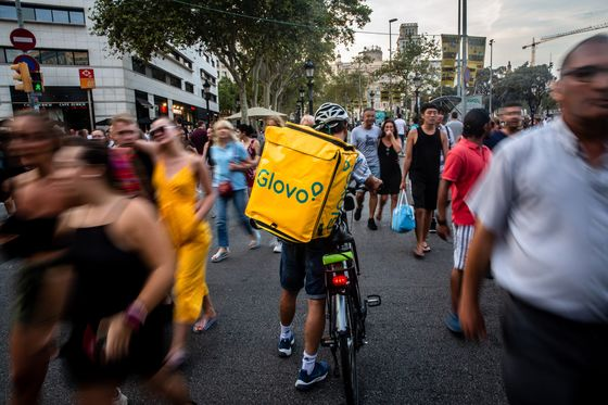 Gig Economy Crackdowns Are Off to a Bad Start in Spain