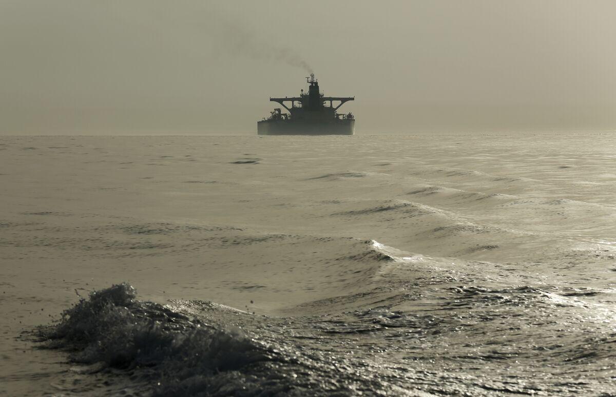 Iran's Dark Fleet of Tankers Poses Oil Market's Biggest Mystery