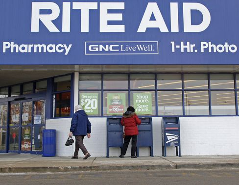 Rite Aid Lowers Sales Forecast for 2011; Shares Drop