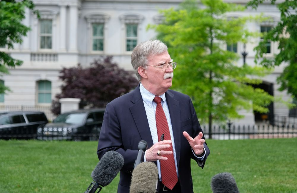Bolton Condemns North Korea Missile Launches, But Open to Talks