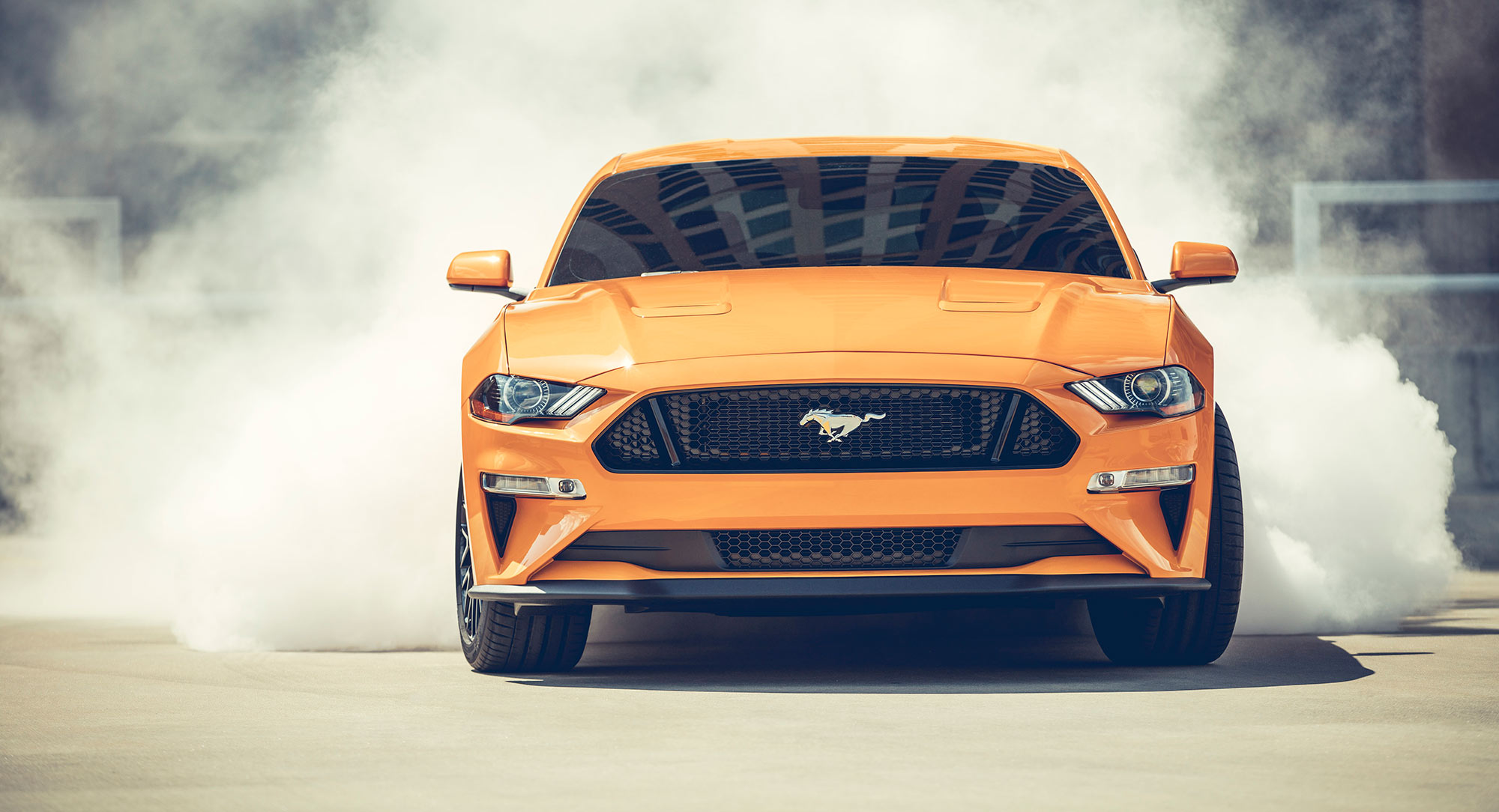 Fords new mustang is no longer an american car bloomberg