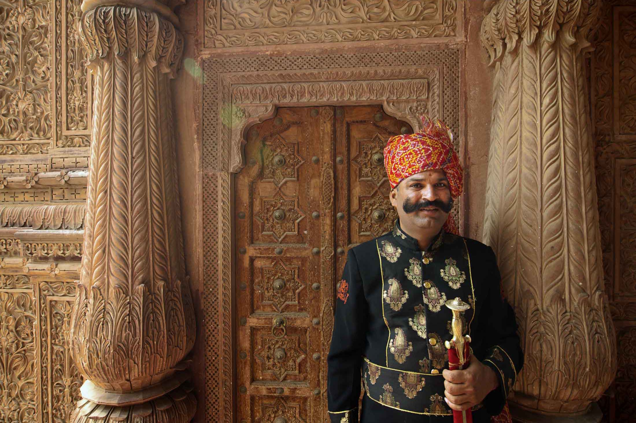 Laxmi Niwas Palace Heritage Hotel, Bikaner