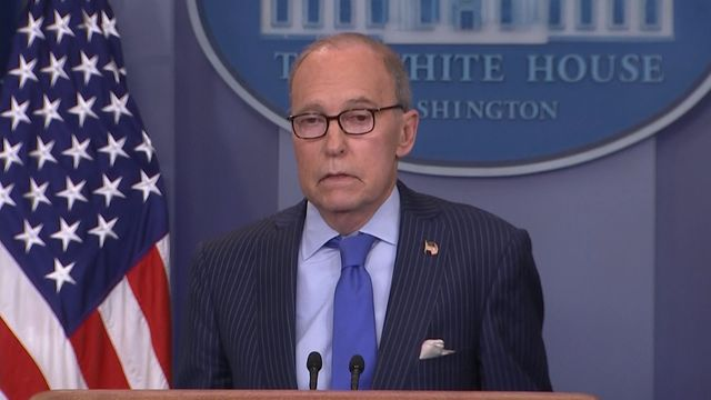 Kudlow Calls G-7 Trade Tensions a 'Family Quarrel&apos