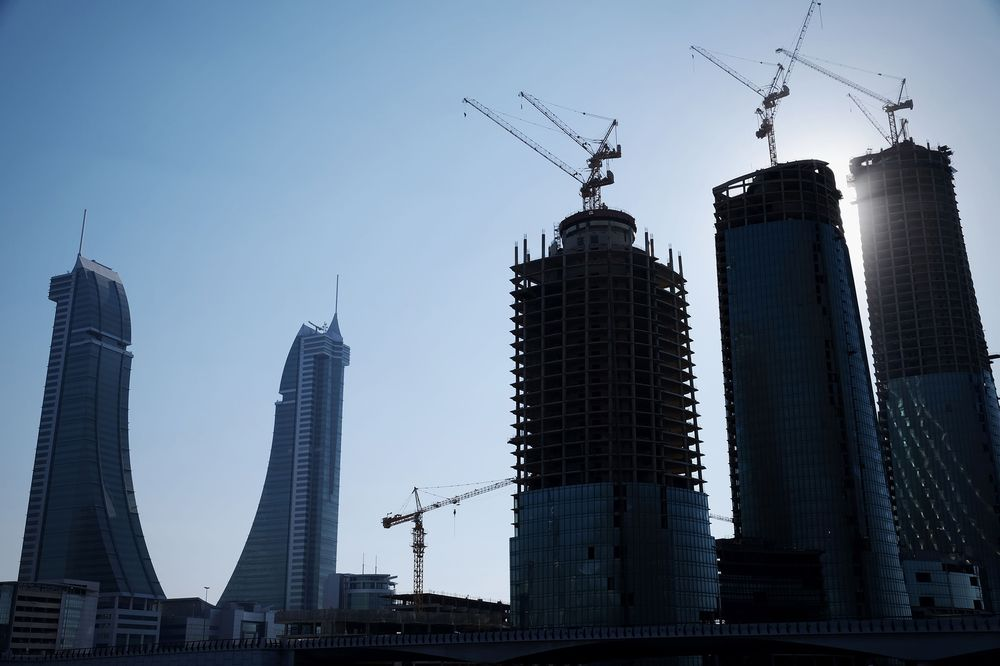 9c95a93e In Saudi Shadow, One Troubled Gulf State Seeks an Investor Reset ...