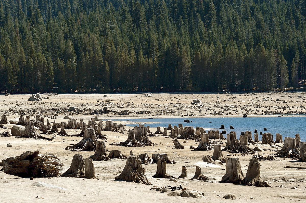 California's 'Hot Drought' Ranks Worst in at Least 1,200 Years