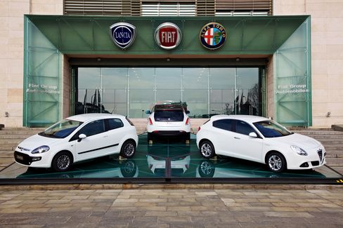 Fiat Said to Consider Shifting Italian SUV Production to U.S
