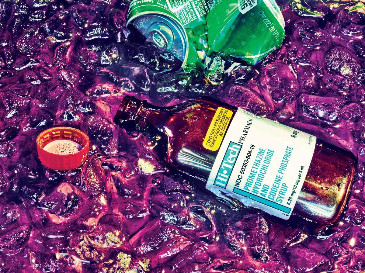 Hip-Hop's Unlikeliest Icons: Promethazine Codeine Syrup Manufacturers