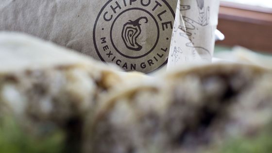 Chipotle Sees Mobile Orders Doubling to $2.4 Billion This Year