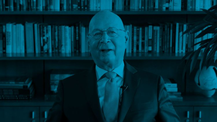 relates to Episode 12: Klaus Schwab, World Economic Forum Founder and Executive Chairman