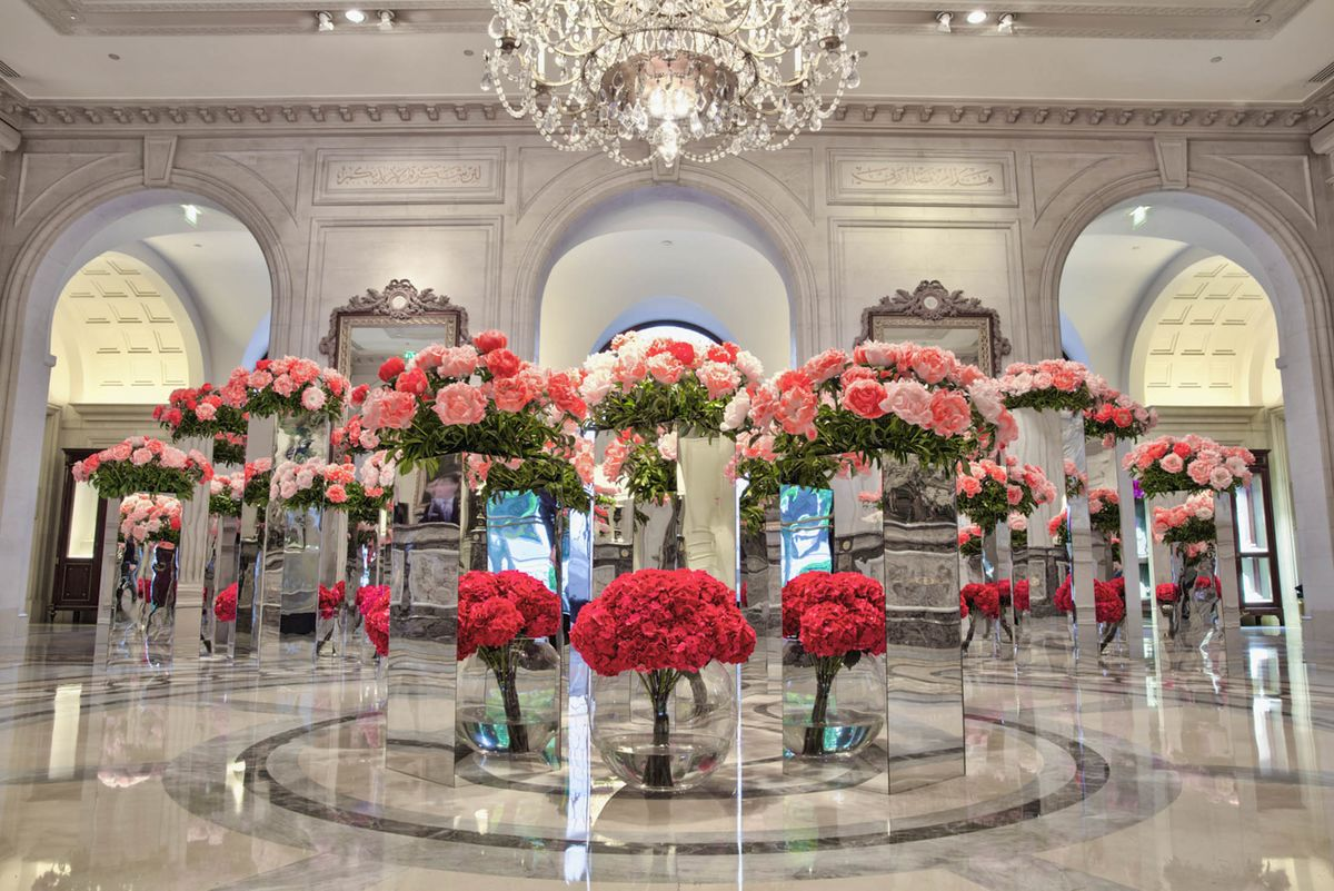Meet Jeff Leatham The Florist To Royalty And The Kardashians Bloomberg