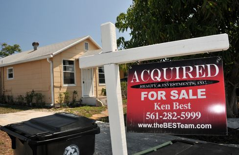 Sales of Existing Homes in U.S. Probably Increased in March