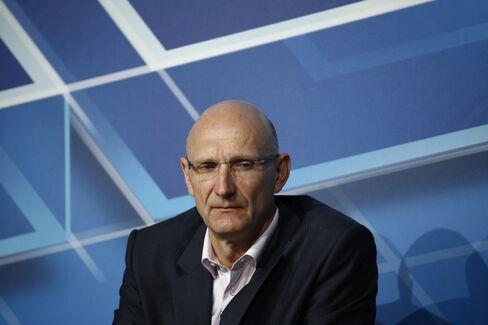 Deutsche Telekom Chief Executive Officer Timotheus Hoettges