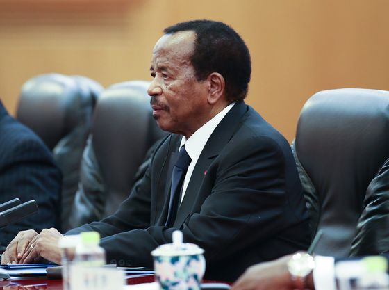 Cameroon's Biya Pledges More Powers for Anglophone Regions