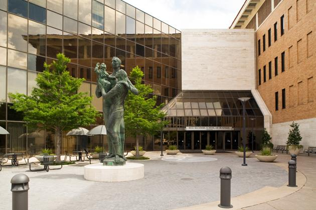 24. University of Texas, Austin