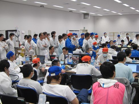 Tepco Workers Accept Pay Cuts in Response to Disaster
