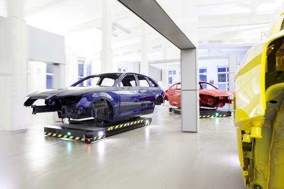 Remaking Henry Ford's Production Line for the Modern Era