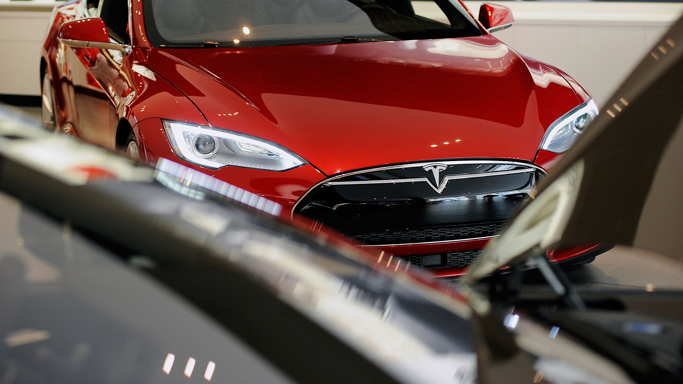 Tesla Hosts Lobbying Group Shunned by Ford Over Climate Stance