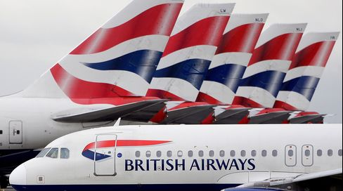 British Airways Zeal for Europe Empire Tested by AMR-JAL Crunch