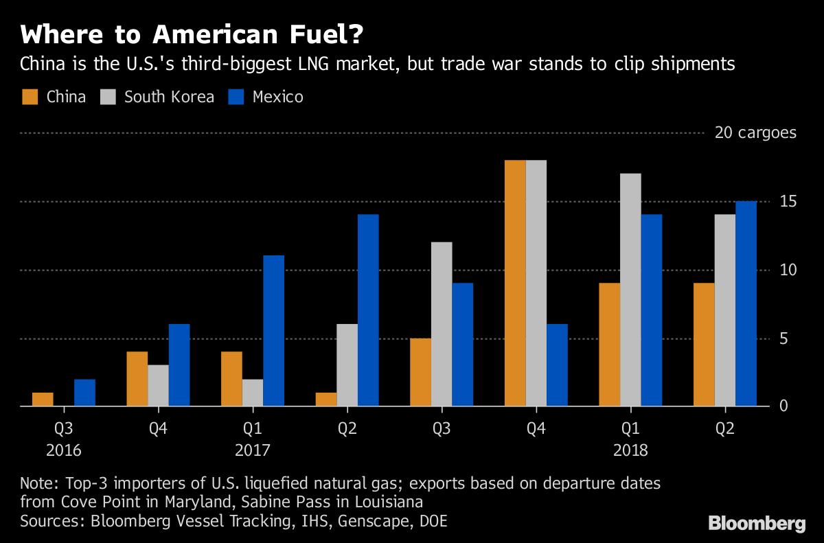 Huawei Arrest Keeps U S -China LNG Spat Alive, Developer