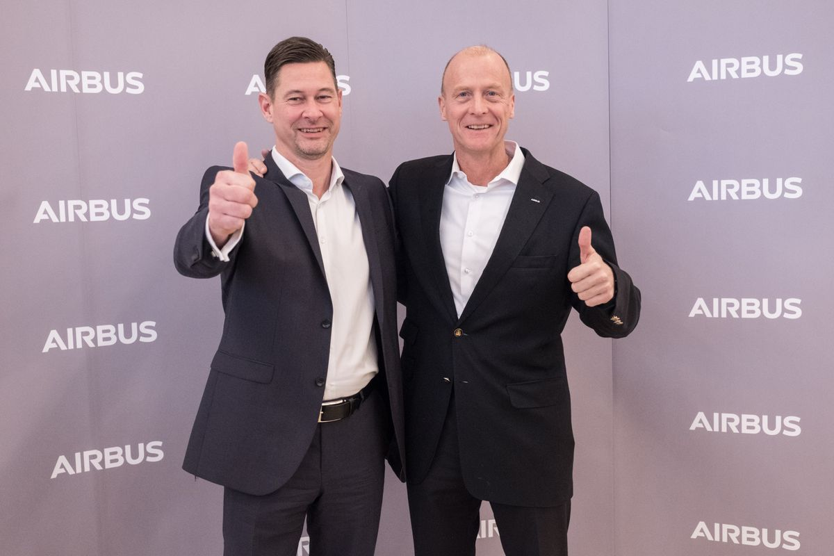 Airbus CFO Wilhelm to Leave in 2019 Along With CEO Enders