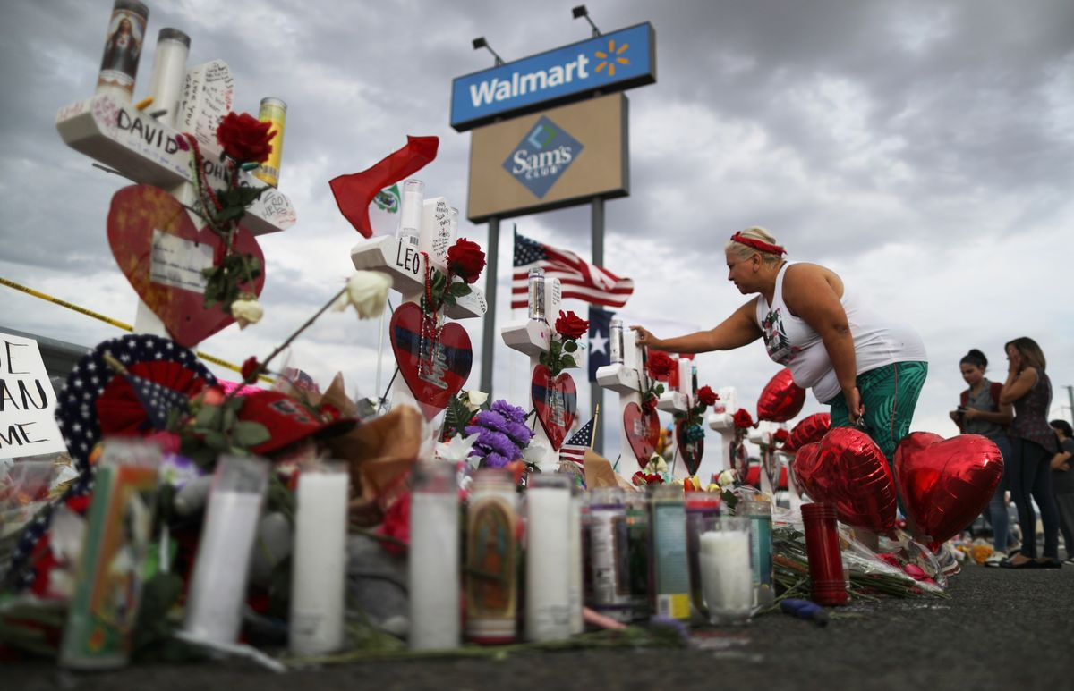 El Paso Police Chief Skips Trump's Event for Heroes of Shootings