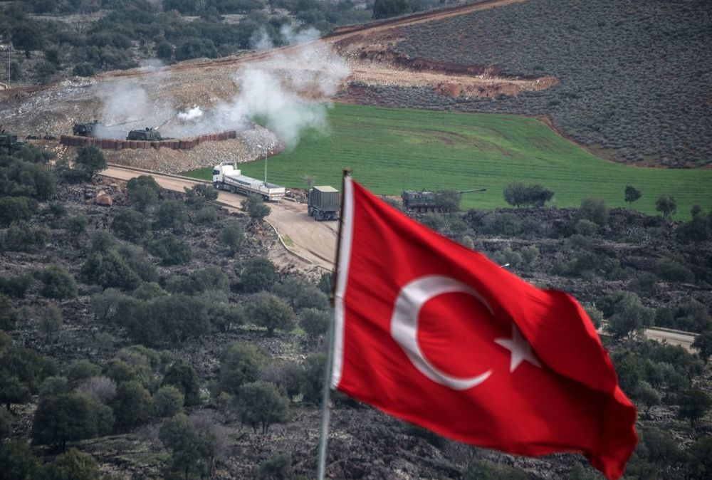 Turkey's Attack on the Kurds Is a Betrayal of the U.S.