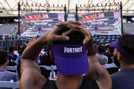 Fortnite Mania Fuels Epic Growth to $8.5 Billion