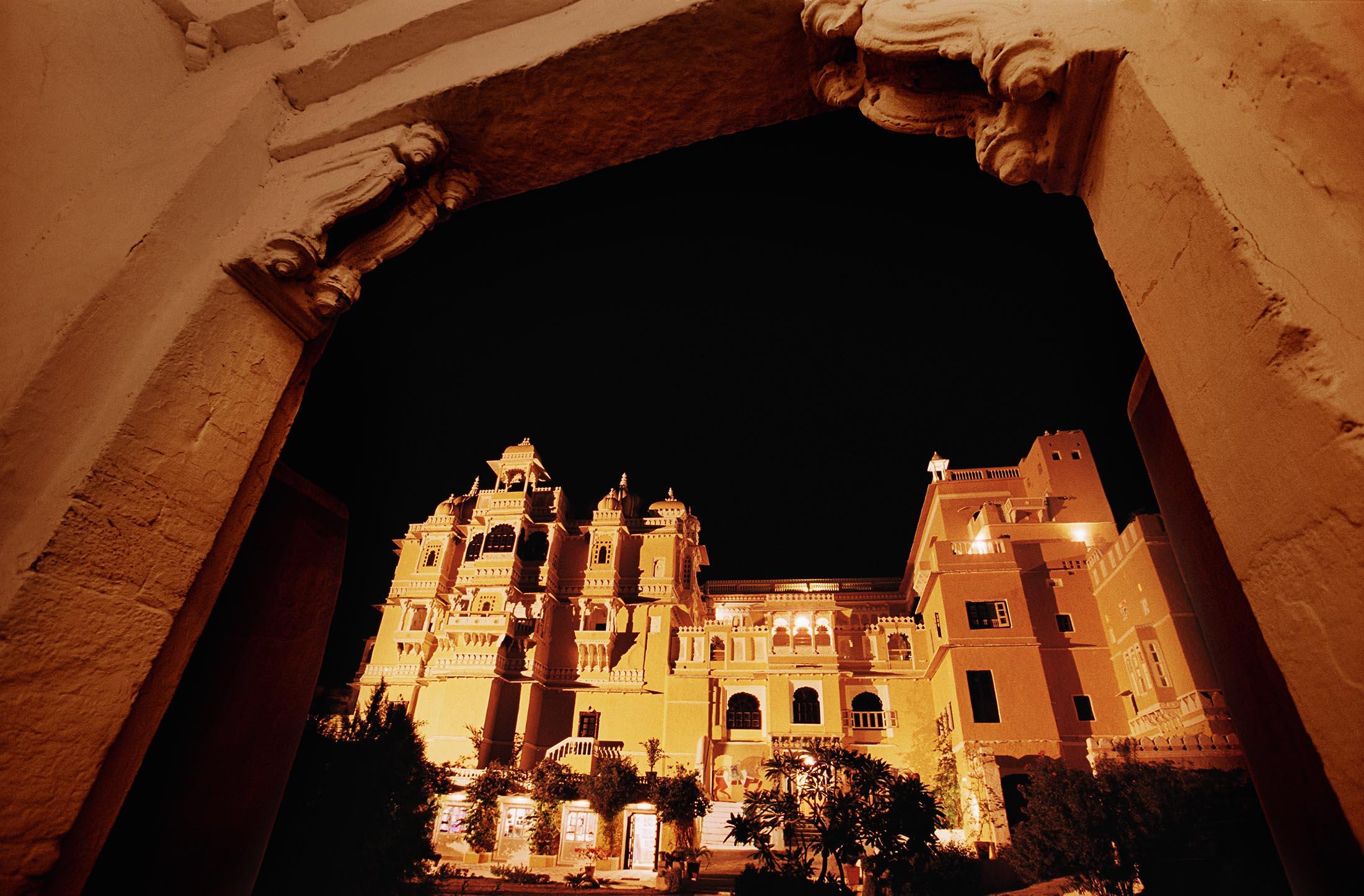 Deogarh Mahal Hotel, Deogarh Madaria
