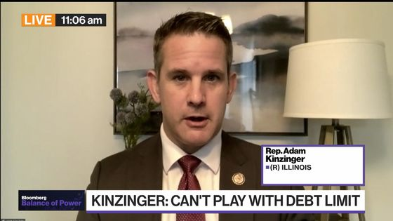 Kinzinger Isn't Ruling Out Bid for Illinois Governor or Senator