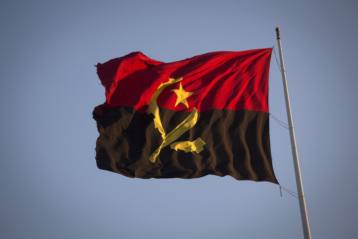 Angola Says It Recovers $3.35 Billion of Assets From Quantum