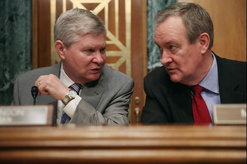 Sen. Tim Johnson & Sen. Mike Crapo