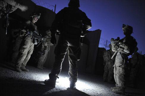 Afghan Night Raids May Need Warrants Under U.S. Offer to Karzai