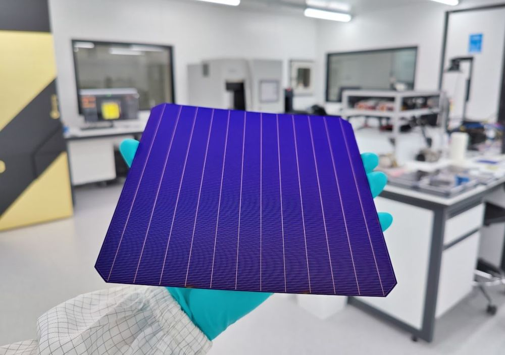 SunDrive Solar Startup Beats China's Giant Manufacturers in Efficiency Test  - Bloomberg