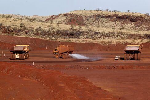 Roy Hill iron ore mine