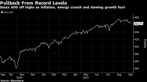 BofA Turns Bearish on European Stocks, Sees 10% Drop by Year-End