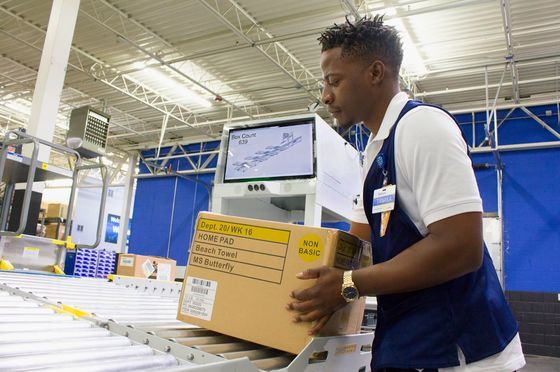 Walmart Cuts Some Overnight Shifts in Latest Streamlining Move