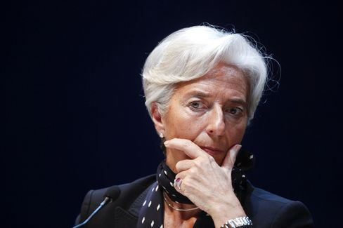 If Greece fulfills its end of the accord, and Europe fails to agree on debt relief or offers less-generous terms than the IMF says are needed, then the choice will rest with Lagarde