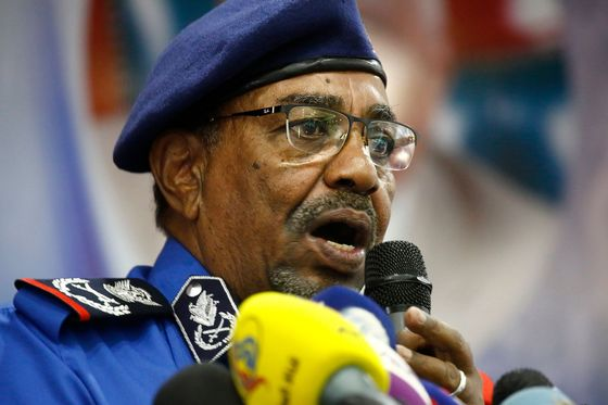 Sudan's Al-Bashir Declares State of Emergency for One Year