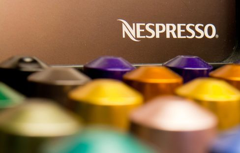 Nestle's Nespresso Growth Hit by Swiss Contender Migros