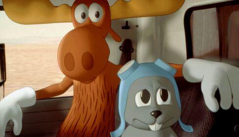 DreamWorks Animation Seeks Magic Kingdom Beyond Films With Deals