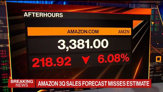 Amazon Pandemic Bump Fades as Vaccinated Shoppers Leave Home