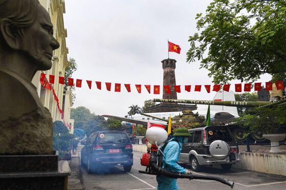 Vietnam Stocks Set to Rally Further Despite Virus Resurgence