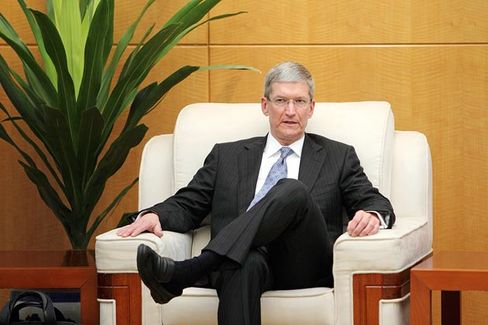 Why Does Apple Care About Its Share Price?