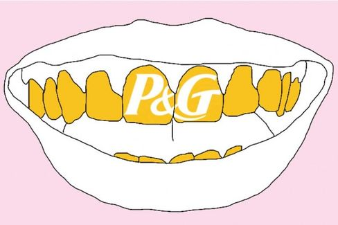P&G Wages a Patent War Over White Teeth