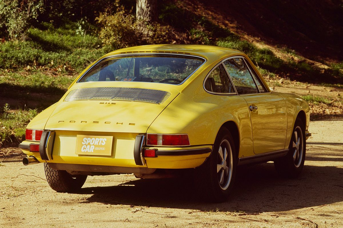 Vintage Porsches Are Rising as the Next Blue Chip Classic Cars ...