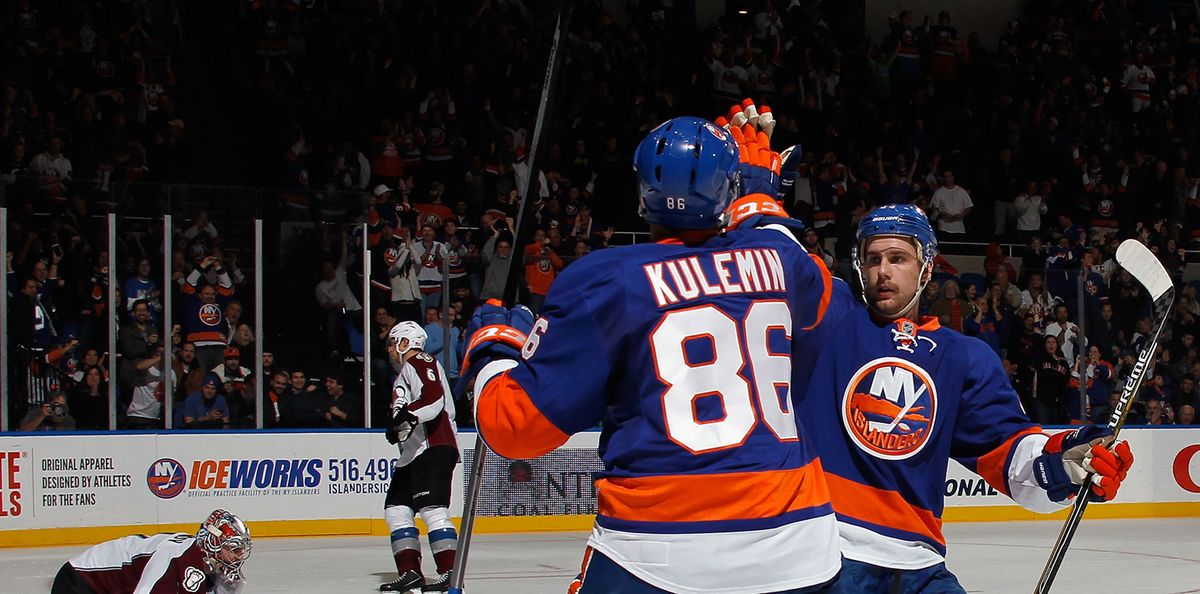 Russian Startup Sells Moneyball System to New York Islanders