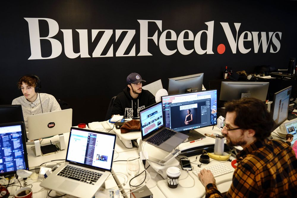 BuzzFeed Reaches Deal to Recognize Union After Months of Talks