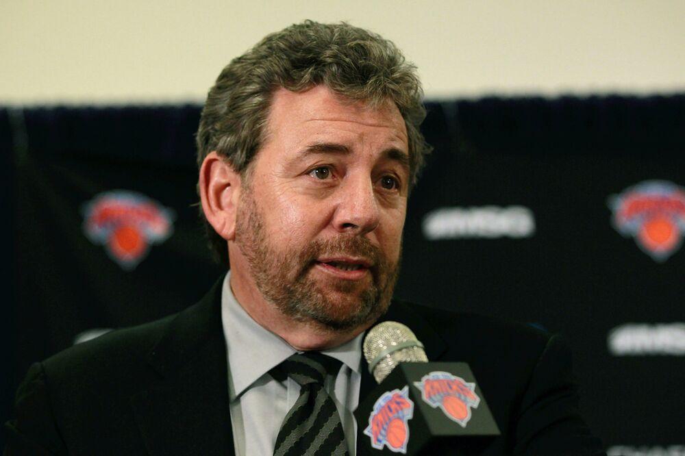 Billionaire Knicks Owner Dolan Awarded $22 Million This Year